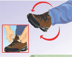 how to fix hiking shoes for safe and comfortable hiking 7 steps