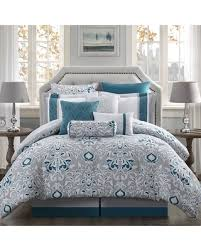 Ivory Comforter Set King Tis The Season For Savings On Chloe 10 Piece Reversible Comforter