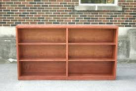 wood bookcase with doors oak bookcases with doors wood bookcase