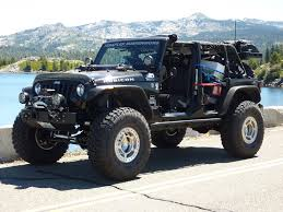 bulletproof jeep 2007 jeep jk rubicon supercharged built loaded expedition portal