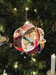 card ornaments ornaments card tutorial