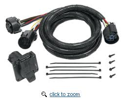 fifth wheel u0026 gooseneck wiring harness w factory 7 way