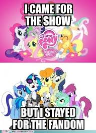 Best Mlp Memes - fandom is best pony my little pony friendship is magic know
