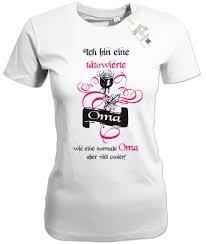 spr che f r die oma ich bin eine tätowierte oma deluxe damen t shirt myshirtstore de