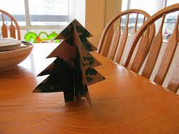 high park home daycare christmas tree craft for two year olds