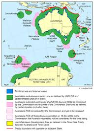 territories of australia map geoscience australia ausgeo news 93 setting australia s limits