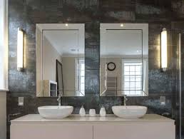 Framing A Large Bathroom Mirror Ideas For Bathroom Mirror Best Tile Mirror Frames Ideas On Tile