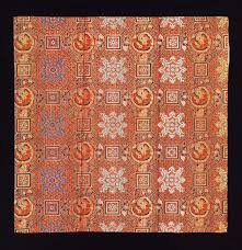 buddhist altar cloth uchishiki museum of fine arts boston