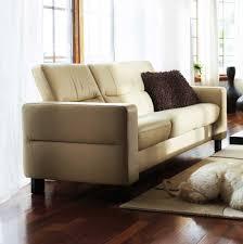stressless canape 2 places cuir ekornes stressless peace recliner u0026 ottoman in paloma aqua green