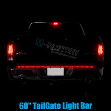 Led Strip Tail Lights by 60
