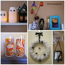 halloween decor on a budget