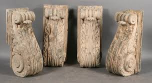 Wooden Corbels For Sale Decorative Stone Recycling The Past Architectural Salvage