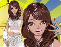 indian dressup games