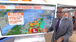 Wildfire Band Boston by Nor U0027easter Aims For East Coast Boston May See U0027thundersnow U0027 Nbc