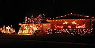 outside christmas light displays how to make your christmas lights display the best in the neighborhood