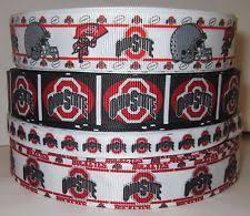 ohio state ribbon football ribbon ebay