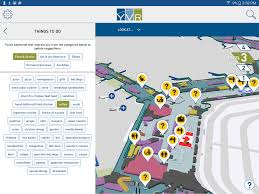 Map Of Orlando Airport by Yvr Airport Android Apps On Google Play