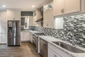 kitchen backsplash pictures with white cabinets kitchen renovation in lancaster all renovation design