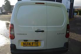 used 2014 peugeot partner hdi s l1 850 van 1 owner fsh for sale in