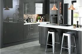 peinture meubles cuisine meuble de cuisine gris anthracite meuble cuisine gris cuisine