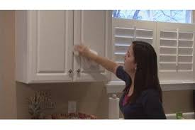 how to clean greasy painted kitchen cabinets how to remove years of greasy build up from kitchen cabinets