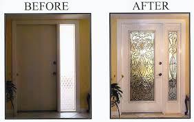 Exterior Glass Door Inserts Door Inserts Brumartglass