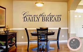 Dining Room Wall Decals Decor Stickers Decals For Sticker Dining Wall Decor