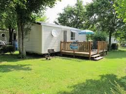 rent a tent or a mobile home
