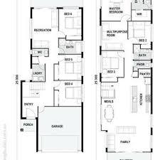 narrow lot house plans houston modern house plans floor plan for lake traditional interior design