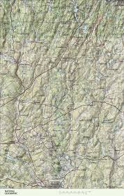 Hiking Maps Nipmuck Trail Map