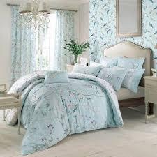 Dorma Bed Linen Discontinued - dorma maiya duck egg bed linen collection dunelm
