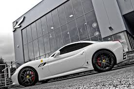 Ferrari California Body Kit - ferrari california gets monza edition from project kahn