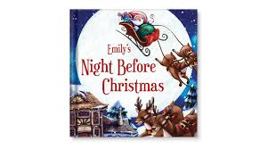 personalized christmas my before christmas personalized book myfairytalebooks