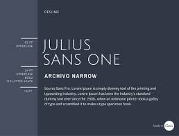 Best Font For A Resume by The Ultimate Guide To Font Pairing Font Pairings Fonts And