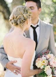 idee coiffure mariage tresses nos 4 idées coiffures pour une mariée 100 tressée