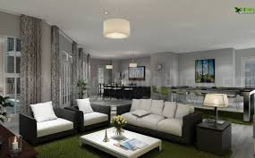 living room living room light beautiful living room rendering