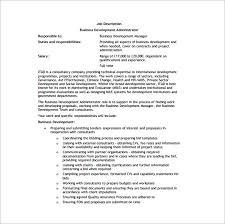 Business Development Job Description Resume by Business Development Job Description Resume Essays Of Places