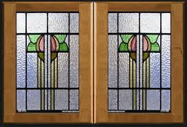 kitchen cabinet door stained glass inserts details about heritage stained glass inserts for cabinet doors new existing kitchens