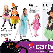 Halloween Clothes Target Ad Shows With Disabilities In Halloween Costume