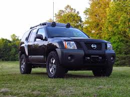 lifted nissan frontier airmapper u0027s 2011 nissan xterra pro 4x expedition portal