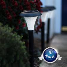 Solar Led Patio Lights by Solar Garden Lighting Classic Design Solar Lights Outdoor Ideal