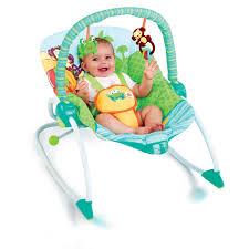Amazon Baby Swing Chair Amazon Com Bright Starts Rocker Peek A Zoo Baby Bibs Baby