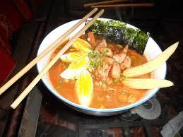 japonais cuisine recette de ramens japonais la recette facile