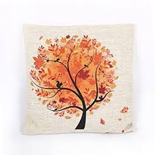 create for cotton linen home decorative autumn