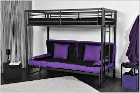lit en hauteur avec canapé lit mezzanine avec canape idées de décoration à la maison
