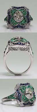 engagement rings atlanta wedding rings vintage style engagement rings atlanta trumpet and