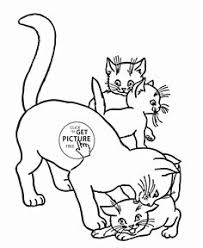 animal coloring pages for children little cow eating grass coloring page for kids animal coloring