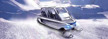 four seat personal four seater snowmobile