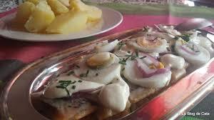 cuisiner le hareng le de cata hareng à la crème sure heeringas hapukoorega