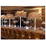 Eiffel Tower Vase Arrangement Ideas Amazon Com 3 Glass Cylinder Vase Party Centerpiece Elegant